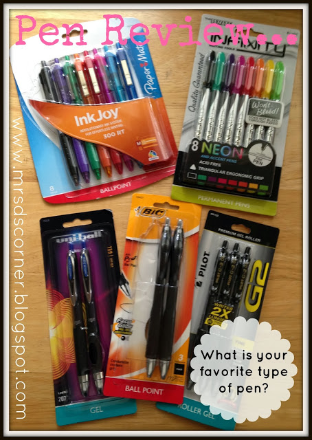 What's your favorite pen? [Pen Review]