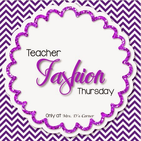 Teacher Fashion Thursday – Volume 3