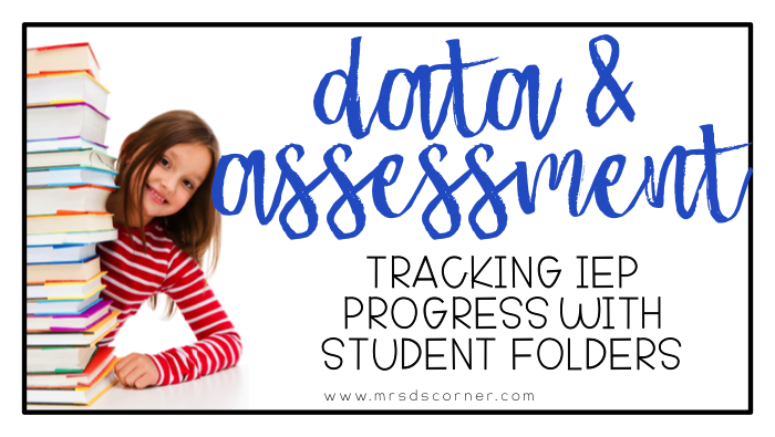 Data and Assessment using Student Folders | Resource Setting
