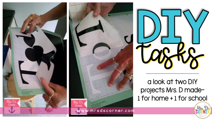 Classroom + Home DIY Projects | Monday Made It
