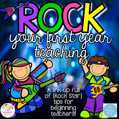 Rockstar Teaching Tips for New Teachers