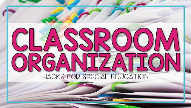 Classroom Must Haves for Special Ed Teachers