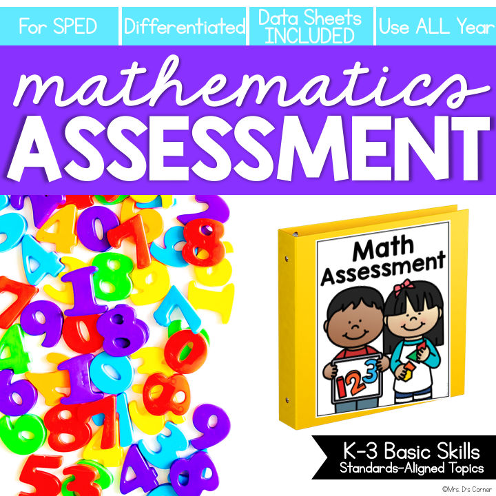 math assessment. first two weeks of school lesson plans. assessments for back to school and baseline data.