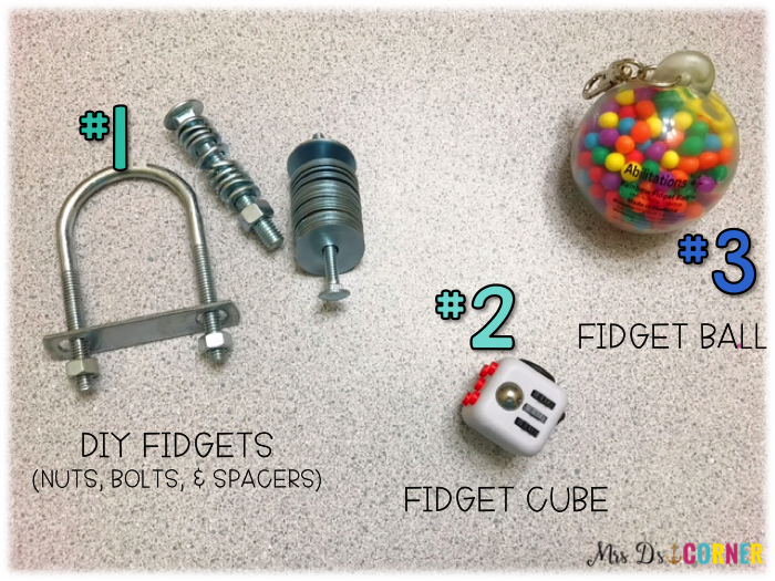 Sensory Toys for special needs. Sensory toys for students with special needs, and alternative sensory input fidgets and toys to the fidget spinner. Recommendations from a special education teacher. Blog post at Mrs. D's Corner.