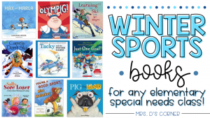 20 Winter Sports Books for Kids
