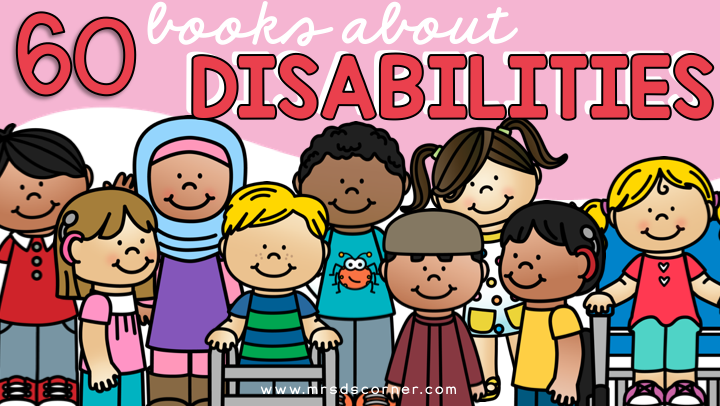 60 Books about Disabilities for Kids