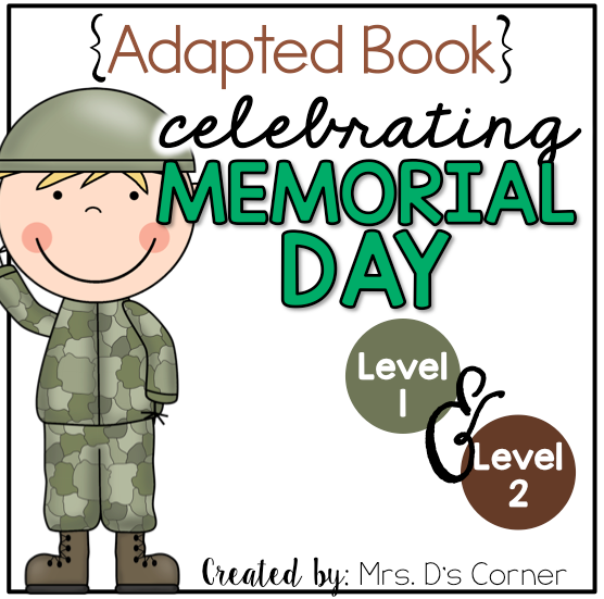 Remember, honor, and celebrate Memorial Day with this set of leveled, adapted readers. Learn all about what Memorial Day is, why we celebrate it, and the history of the holiday.