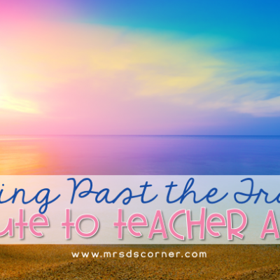 moving past the trauma a tribute to teacher anxiety