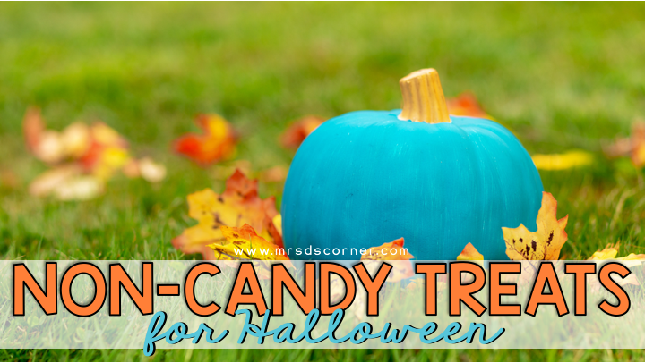 Halloween Treats for Kids That Aren't Candy