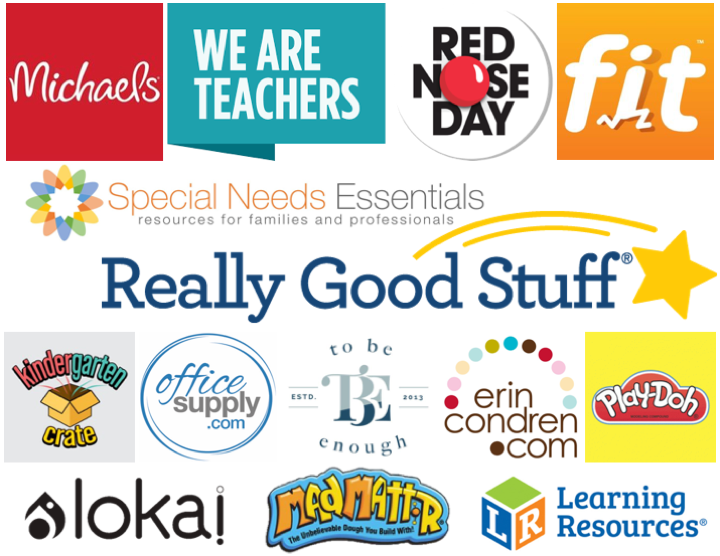 Mrs. D's Corner has worked with or is currently working with the following brands: